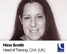 Nina-Smith, CAA, UK